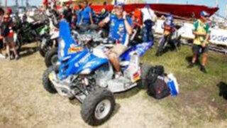 Tras la segunda fecha, Ignacio Flores es el peruano mejor ubicado en Rally Dakar