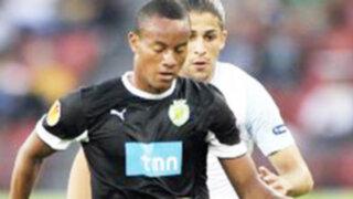 André Carrillo jugó en el empate 1 – 1 de Sporting Lisboa con Río Ave