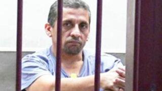 Antauro Humala dejó el hospital militar y retornó a Piedras Gordas