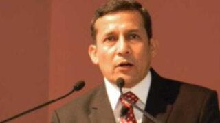 Presidente Humala: Política internacional del Perú es de defensa de los DDHH