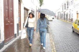 Senamhi: Lluvias en Arequipa se prolongarán hasta la próxima semana