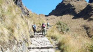 Un total de 166 agencias de viajes calificaron para operar en Camino Inca de Machu Picchu