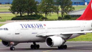 Resolución del MTC ratifica acuerdo aerocomercial entre Perú y Turquía