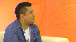 Oswaldo Pisfil, manager de las estrellas, en Entre Tú y Yo