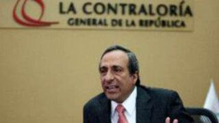 Contraloría General de la República: el 2012 se dará lucha frontal contra la corrupción