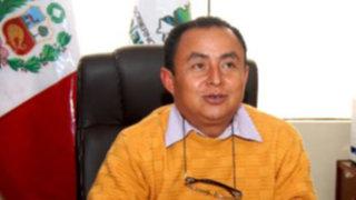 Cajamarca: Gregorio Santos niega eventual candidatura presidencial