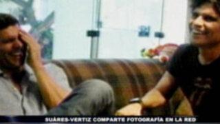 Pedrito y Christian aparecen juntos en foto colgada en Facebook