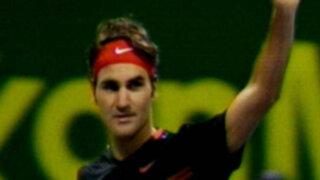 Roger Federer avanzó a los cuartos de final