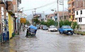 Indeci: Más de 15 mil afectados y 986 damnificados dejaron lluvias desde noviembre