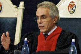 Perú buscará ante la CIDH respeto a nuestra jurisdicción