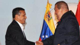 Presidentes Humala y Chávez firman importante acuerdo de cooperación energética