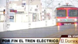 Lima por fin podrá contar con el esperado tren eléctrico