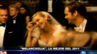 'Melancholía' es catalogada como mejor película de 2011