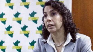 Ministra Trivelli: Beneficiarios de Pensión 65 tendrán que firmar una declaración jurada