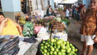 Ministerio de Agricultura garantiza el abastecimiento de alimentos pese a fuertes lluvias