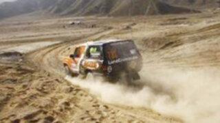 Rally Dakar 2013 empezará en Lima y culminará en Chile