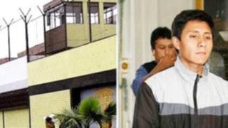 Joven universitario que mató a delincuente irá al penal San Jorge