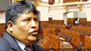 JNE investigará a legislador de Gana Perú que no puso condena en su hoja de vida