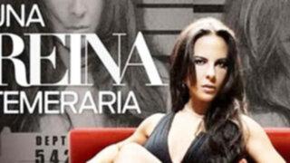 Actriz Kate del Castillo brinda apoyo a narcotraficante mediante el Twitter