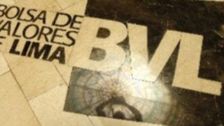 Bolsa de Valores de Lima cayó al inicio de las negociaciones