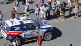 """Bomberos voluntarios con orden de """"prealerta"""" por el Rally Dakar"""