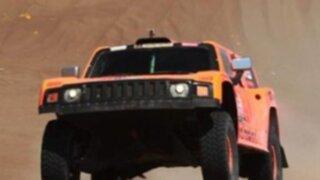 Expulsaron a piloto norteamericano del Rally Dakar