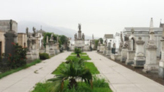 Obras del Tren Eléctrico no afectarán cementerios El Ángel y Presbítero Maestro