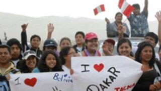 Destacan participación de los peruanos en el Rally Dakar