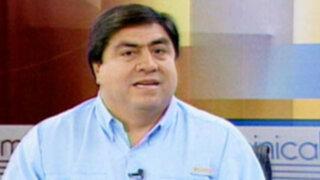 Abogado Raúl Canelo: Se ha respetado el derecho a la propiedad privada