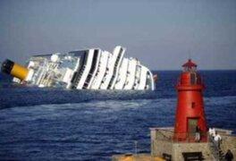 Italia: siguen encontrando cadáveres en el crucero Costa Concordia