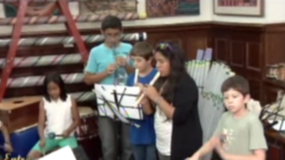 Arte para crecer: aprende música y pintura este verano