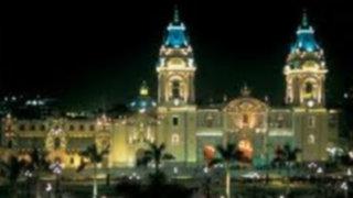 Lima prepara show para celebrar su 477 aniversario