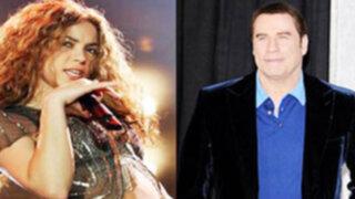 Carnaval de Río tendría como invitados de honor a Shakira y John Travolta