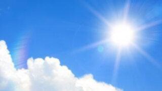 """Radiación ultravioleta registrada esta mañana en Lima es considerada como """"muy alta"""""""