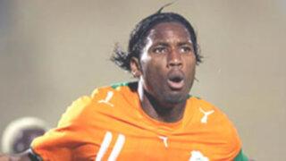 Selección de Costa de Marfil jugaría ante Perú partido amistoso