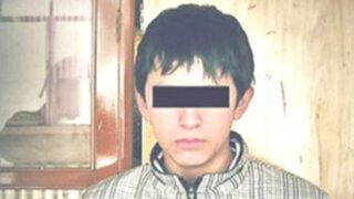 Trujillo: el sicario más joven del país fue sentenciado a 6 años