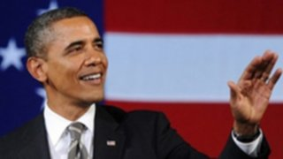 Obama visita por sorpresa Afganistán y firma un acuerdo de posguerra