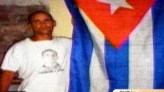 Cuba: Disidente muere por huelga de hambre en prisión