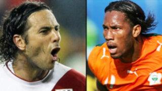 Confirman partido amistoso internacional entre Perú y Costa de Marfil