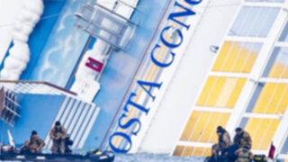 Rescatistas localizan cuerpo de nueva víctima mortal del Costa Concordia