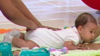 Conéctate con tu bebé y bríndale bienestar
