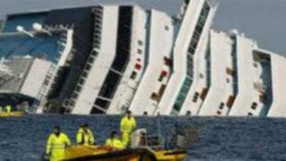 Salen a la luz nuevas hipótesis sobre el naufragio del crucero Costa Concordia