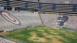 Estadio Monumental tendrá dos fechas de suspensión