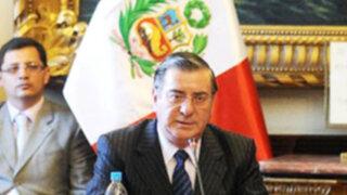 Valdés: peritaje disipará dudas en Cajamarca sobre proyecto Conga