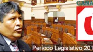 JNE denuncia a congresista Apaza por omitir sentencia