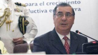 Oscar Valdés: Dirección de Prevención de Conflictos funcionará desde febrero