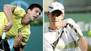 Djokovic vs Murray en la semifinal del Abierto de Australia