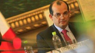 Congreso: rechazan renuncia de Castilla propuesta por Frente Amplio de Izquierda