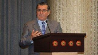Ministro Óscar Valdés aclaró que opiniones sobre la CVR fueron sacadas de contexto