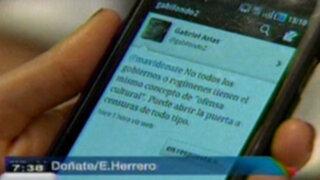 La censura cibernética continúa ahora con los contenidos en el Twitter